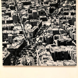 Stadtbild Madrid (Cityscape Madrid) Gerhard Richter