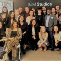 Atlas-IBM concluding ceremony group picture