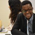Abolaji Omitogun at the Global Youth Economic Opportunities Summit, Washington DC 2019